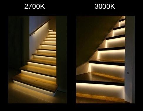 diferencias entre 2700k y 3000k