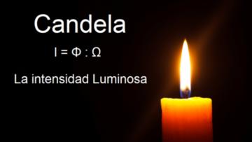 que es una candela en iluminacion